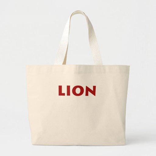 León Bolsa De Mano