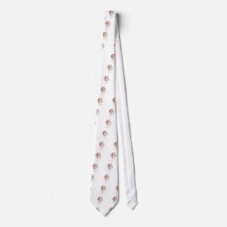 León chino corbata