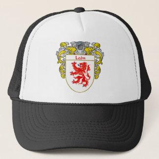 Leon Coat of Arms Trucker Hat