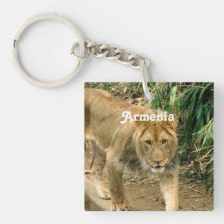 León de Armenia Llavero