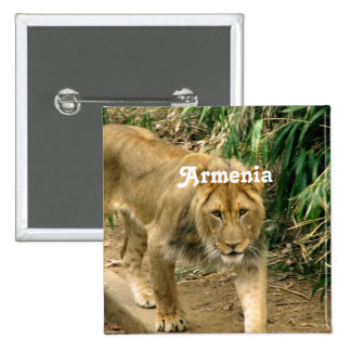 León de Armenia Pins