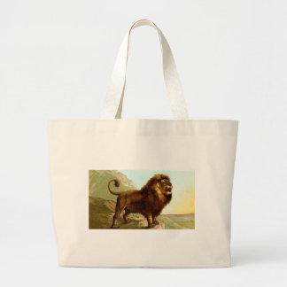 León de Barbary Bolsa De Mano