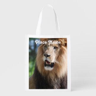 León de Bélgica Bolsas Reutilizables
