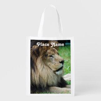 León de Dinamarca Bolsas Reutilizables