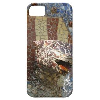 León de Gaudi iPhone 5 Case-Mate Carcasa
