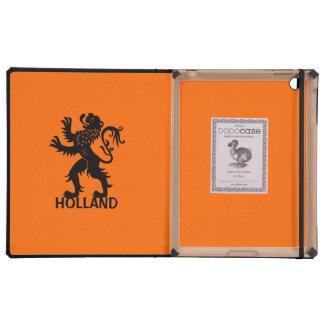 León de Holanda iPad Carcasa