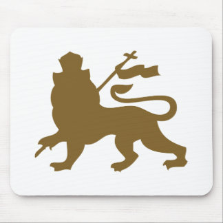 León de Judah Alfombrillas De Ratones