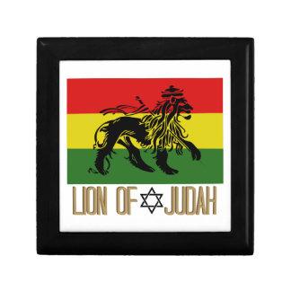 León de Judah Cajas De Joyas