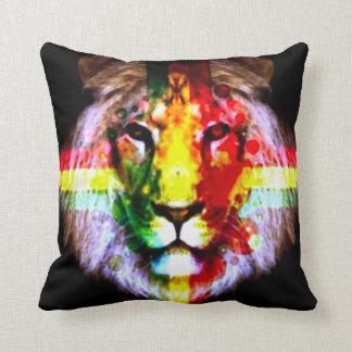 León de Judah Cojín Decorativo