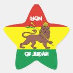LEÓN DE JUDAH (pegatina)