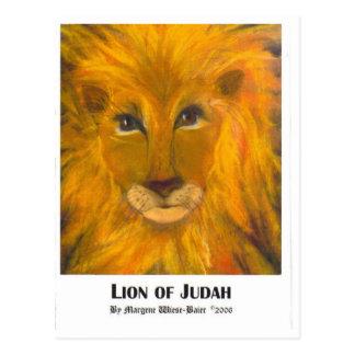 León de Judah Postales