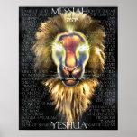 León de Judah Posters