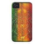 León de Judah RGG iPhone 4 Case-Mate Cárcasas