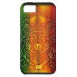 León de Judah RGG iPhone 5 Protectores