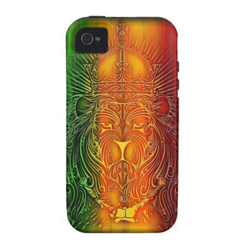 León de Judah RGG Vibe iPhone 4 Funda