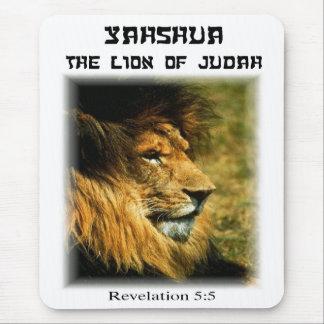 León de Judah Tapete De Ratones