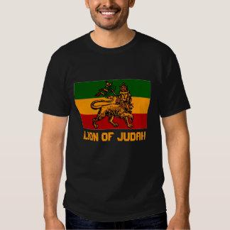 León de la camiseta de Judah Playera