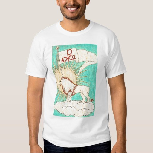 León de la camiseta de Judah Playeras