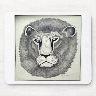 León de Leo por Piliero Alfombrillas De Raton