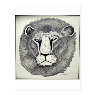 León de Leo por Piliero Postales