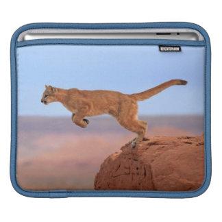 León de montaña funda para iPads