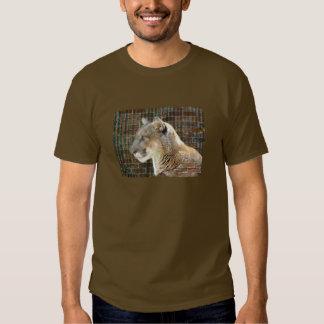 León de montaña/puma polera