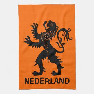 León de Nederland Toallas