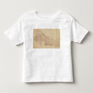 """""""León de oro"""" del cuarto de estribor Camisetas"""