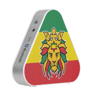 León de Rastafari de Judah Altavoz Bluetooth
