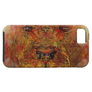 León de rey Zion de Rican de la costa iPhone 5 Coberturas