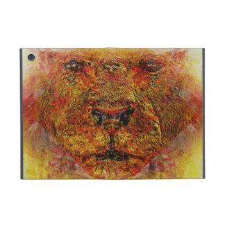 León de rey Zion de Rican de la costa iPad Mini Funda