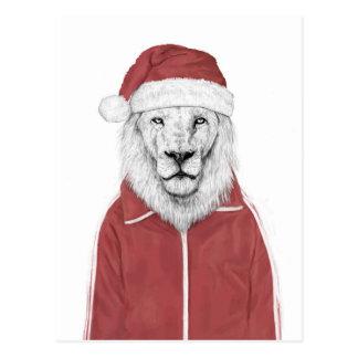 León de Santa Postales
