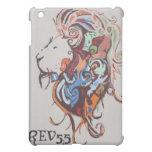 León del 5:5 del Rev de Judah iPad Mini Coberturas