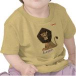 león del apeeka camiseta