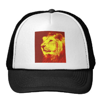 León del arte pop gorra