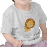 León del bebé camisetas