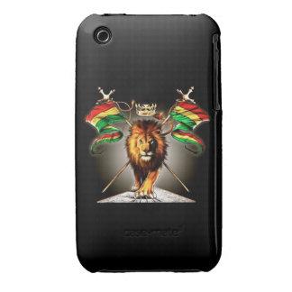 León del caso del Judah-Compañero Funda Para iPhone 3 De Case-Mate