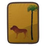 León del desierto fundas para iPads
