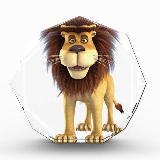 León del dibujo animado