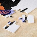 León del dibujo animado puzzle con fotos