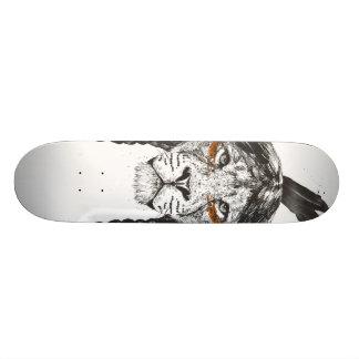 León del guerrero tabla de skate