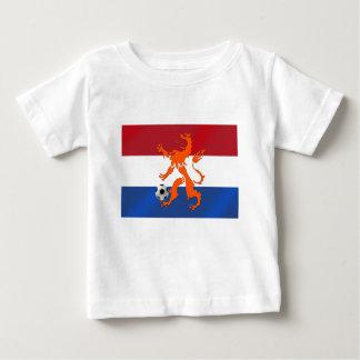 León del holandés de Oranje del fútbol del fútbol Camisas