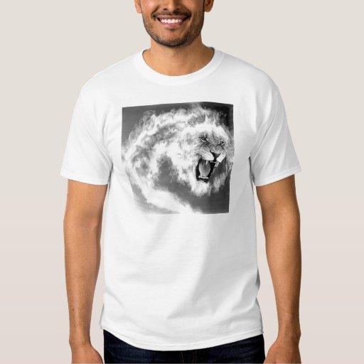 León del humo playera