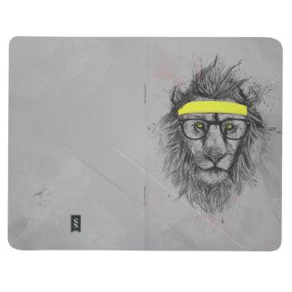 León del inconformista cuadernos grapados