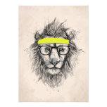 León del inconformista (fondo ligero) anuncios