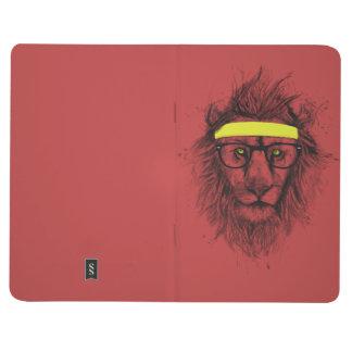 León del inconformista (rojo) cuadernos