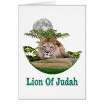 León del judah felicitación