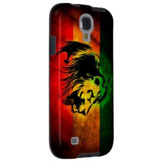 León del reggae de Cori Reith Rasta Funda Galaxy S4