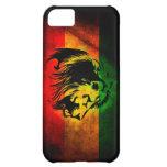 León del reggae de Cori Reith Rasta Funda Para iPhone 5C