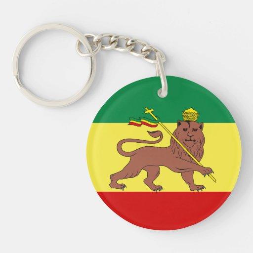 León del reggae de Rasta de Judah Llavero